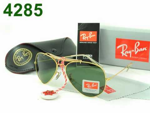 lunette ray ban aviator homme pas cher